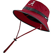 Nike Men's Alabama Crimson Tide Crimson Dri-FIT Sideline Bucket Hat