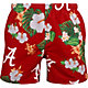 FOCO Men's Alabama Crimson Tide Crimson Floral Shorts
