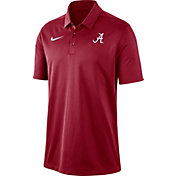 Nike Men's Alabama Crimson Tide Crimson Dri-FIT Franchise Polo