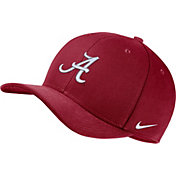 Nike Men's Alabama Crimson Tide Crimson Classic99 Swoosh Flex Hat