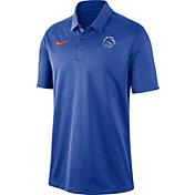 Nike Men's Boise State Broncos Blue Dri-FIT Franchise Polo