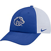Nike Men's Boise State Broncos Blue Heritage86 Adjustable Trucker Hat
