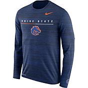 Nike Men's Boise State Broncos Blue Velocity Legend Graphic Long Sleeve T-Shirt