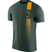 Nike Men's Baylor Bears Green Dri-FIT Touch T-Shirt