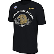 Nike Men's UCF Knights 2019 PlayStation Fiesta Bowl Bound Helmet T-Shirt