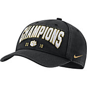 Nike Men's 2018 Goodyear Cotton Bowl Champions Locker Room Clemson Tigers Hat