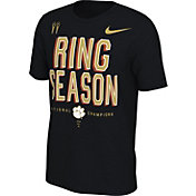 Nike Men's 2018 National Champions Clemson Tigers Locker Room Black T-Shirt