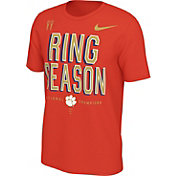 9c33aad3312 Product Image · Nike Men s 2018 National Champions Clemson Tigers Locker  Room Orange T-Shirt
