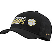 Nike Men's 2018 National Champions Clemson Tigers Locker Room Hat