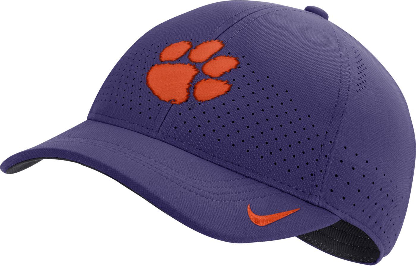 Nike Men's Clemson Tigers Regalia Legacy91 Adjustable Hat