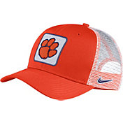 Nike Men's Clemson Tigers Orange Classic99 Trucker Hat