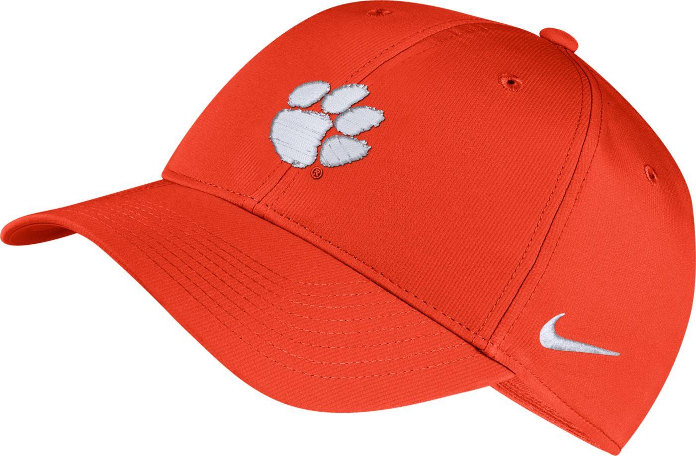 Nike Men's Clemson Tigers Orange Legacy91 Adjustable Hat