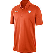 Nike Men's Clemson Tigers Orange Dri-FIT Franchise Polo