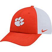 Nike Men's Clemson Tigers Orange Heritage86 Adjustable Trucker Hat