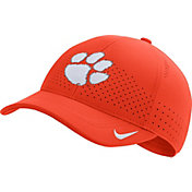 Nike Men's Clemson Tigers Orange Aerobill Classic99 Football Sideline Hat
