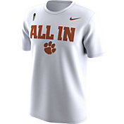 Nike Men's Clemson Tigers Mantra White T-Shirt