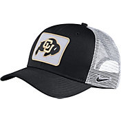 Nike Men's Colorado Buffaloes Classic99 Trucker Black Hat