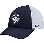 Nike Men's UConn Huskies Blue Heritage86 Adjustable Trucker Hat