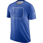 Nike Men's Duke Blue Devils Duke Blue Player Dri-FIT Basketball T-Shirt