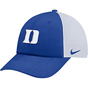 Nike Men's Duke Blue Devils Duke Blue Heritage86 Adjustable Trucker Hat