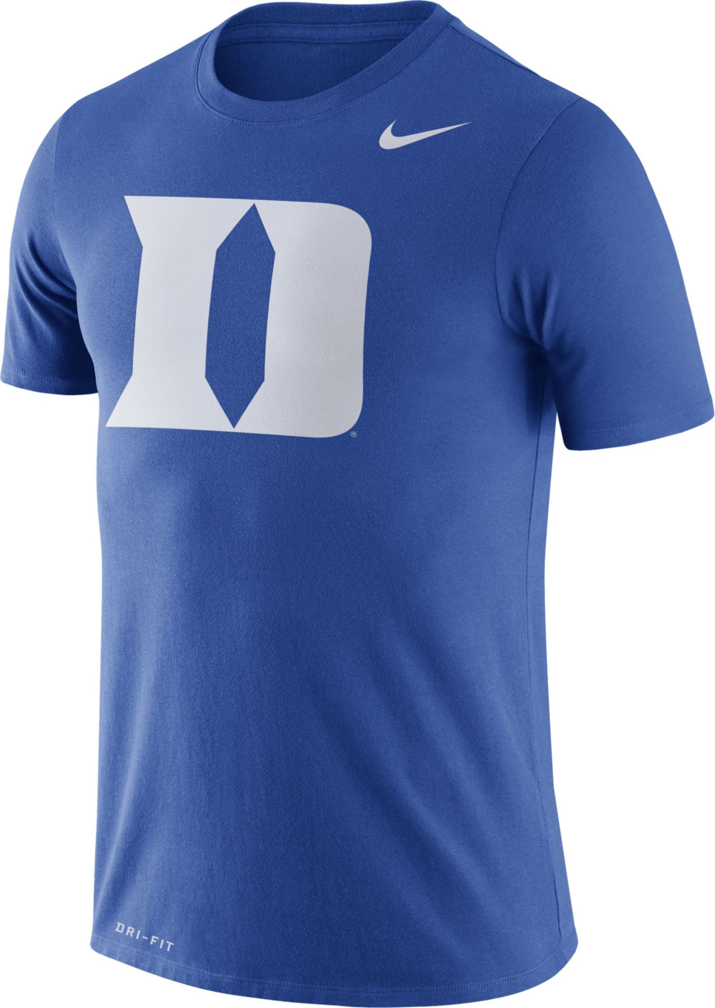 Nike Men's Duke Blue Devils Duke Blue Legend Logo T-Shirt