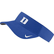official photos 2ed56 35525 Product Image · Nike Men s Duke Blue Devils Duke Blue AeroBill Football  Sideline Visor