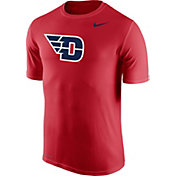 Nike Men's Dayton Flyers Red Logo Legend T-Shirt