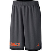 Nike Men's Florida Gators Anthracite Dri-FIT Dribble Basketball Shorts