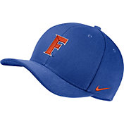 Nike Men's Florida Gators Blue Classic99 Swoosh Flex Hat