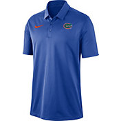 Nike Men's Florida Gators Blue Dri-FIT Franchise Polo