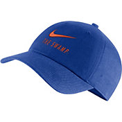 Nike Men's Florida Gators Blue Heritage86 Adjustable Hat