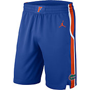 Jordan Men's Florida Gators Blue Replica Basketball Shorts
