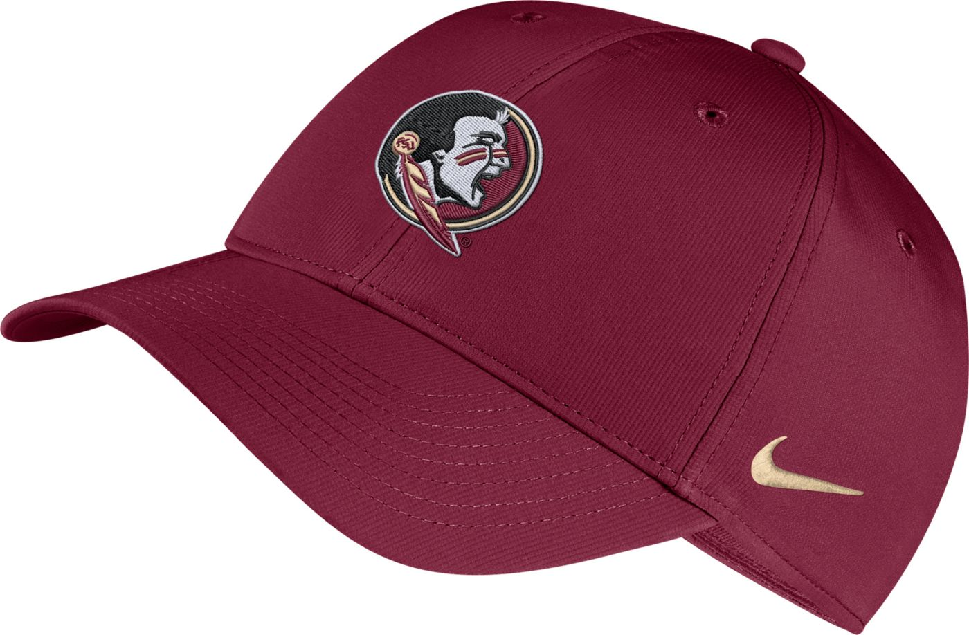 Nike Men's Florida State Seminoles Maroon Legacy91 Adjustable Hat