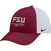 Nike Men's Florida State Seminoles Garnet Heritage86 Adjustable Trucker Hat