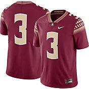 Nike Men's Florida State Seminoles #3 Garnet Limited Football Jersey
