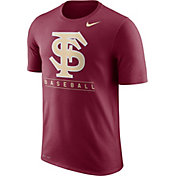 Nike Men's Florida State Seminoles Garnet Dri-FIT Legend Baseball T-Shirt
