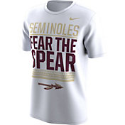 Nike Men's Florida State Seminoles Local White T-Shirt