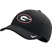Nike Men's Georgia Bulldogs Aerobill Classic99 Football Sideline Black Hat