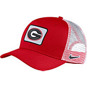 Nike Men's Georgia Bulldogs Red Classic99 Trucker Hat