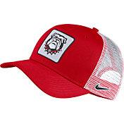 Nike Men's Georgia Bulldogs Red Classic99 Trucker Hat