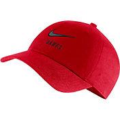 Nike Men's Georgia Bulldogs Red Heritage86 Adjustable Hat