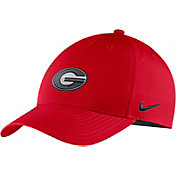 Nike Men's Georgia Bulldogs Red Legacy91 Adjustable Hat