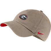 84b306d9a89ae Product Image · Nike Men s Georgia Bulldogs Tan Washed Heritage86 Hat