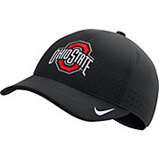 Nike Men's Ohio State Buckeyes Aerobill Classic99 Football Sideline Black Hat