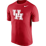 Nike Men's Houston Cougars Red Logo Legend T-Shirt
