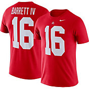 Nike Men's Ohio State Buckeyes J. T. Barrett #16 Scarlet Future Star Replica Football Jersey T-Shirt