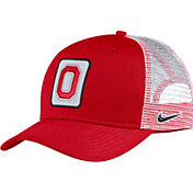 9f4fb106c8c Product Image · Nike Men s Ohio State Buckeyes Scarlet Classic99 Trucker Hat