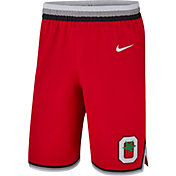 Nike Men's Ohio State Buckeyes Replica Basketball Scarlet Shorts