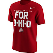 Nike Men's Ohio State Buckeyes Scarlet Student Body T-Shirt