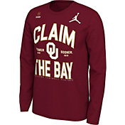 Jordan Men's Oklahoma Sooners 2018-19 College Football Playoff Semifinal Bound Long Sleeve Tee